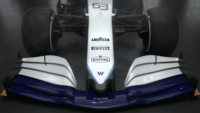 IN BEELD: Dit is de Williams FW43B voor het 2021-seizoen