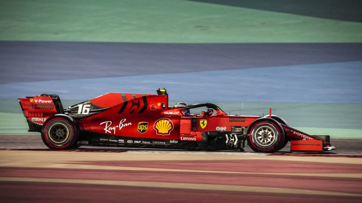 Leclerc engine 'safe' for China