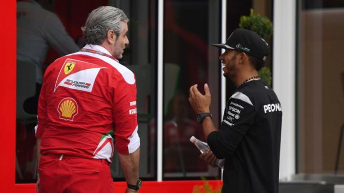 Hamilton on leaving Mercedes: Never say never