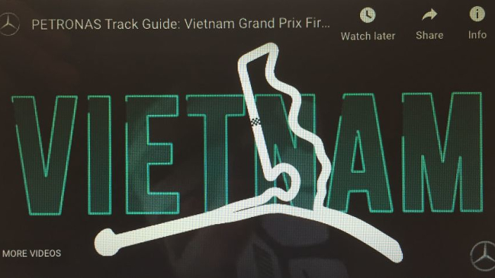 Where Formula 1 should have been