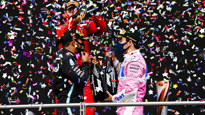 Why experience paid off for Turkish GP podium trio Hamilton, Perez and Vettel