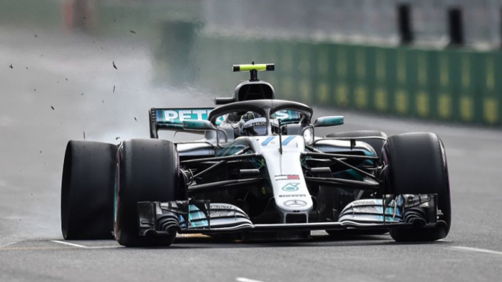 Bottas hoping Baku heartbreak will make him 'stronger'