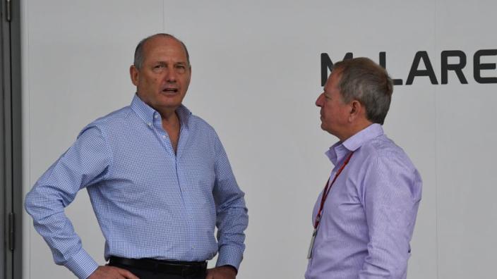 Vandaag jarig: Martin Brundle (60) en Ron Dennis (72)