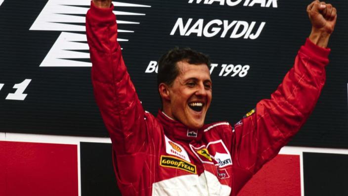 """Biograaf over Schumacher: """"We denken dat zijn leven binnenkort zal eindigen"""""""