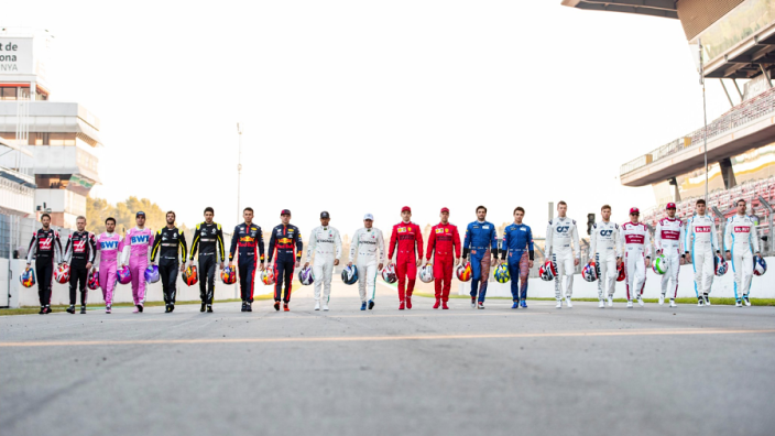 Formula 1's 2021 driver line-up - as it stands
