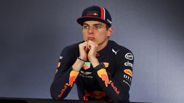 Verstappen didn't expect Red Bull to beat Ferrari
