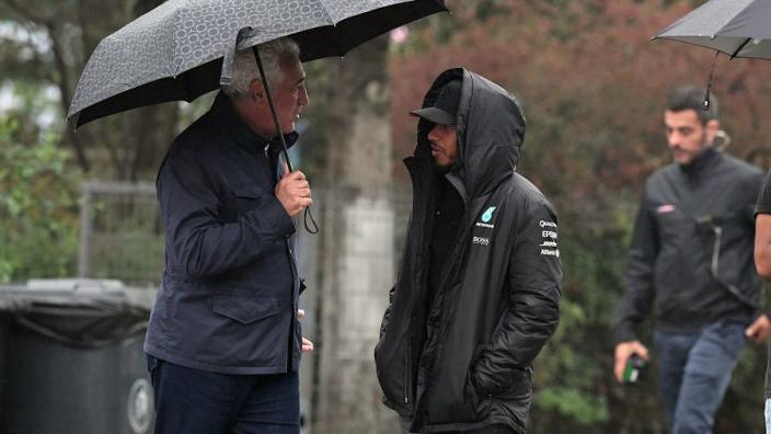 Aston Martin 'definitely tempted' to sign Hamilton for 2022