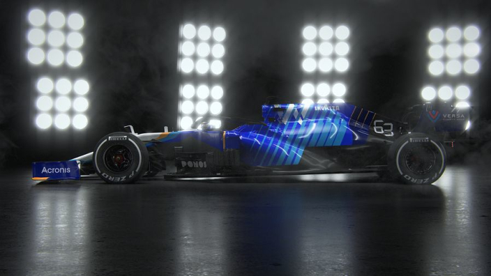 Williams confirm first of its new sponsorship deals