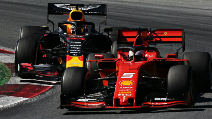 """Renault bleef 'stil' tijdens controverse Ferrari-motor: """"Andere teams niet"""""""