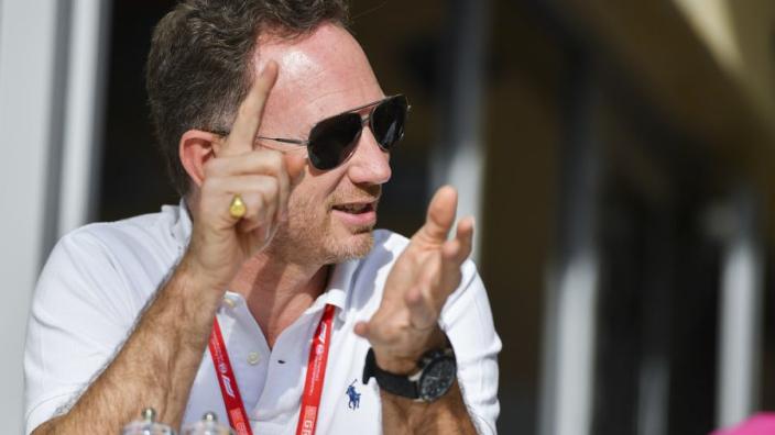 Horner over Grand Prix Londen: 'Neem voorbeeld aan Zandvoort'