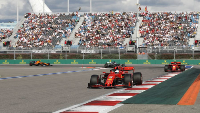 Russian Grand Prix organisers ready to allow spectators