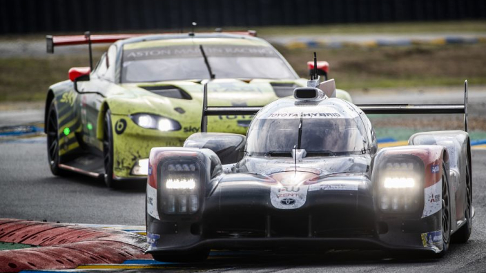 Toyota wins third consecutive 24 Hours of Le Mans