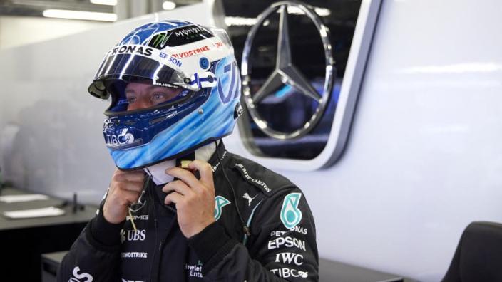 """Mercedes maakt geen haast met Bottas: """"Wachten tot in de winter"""""""