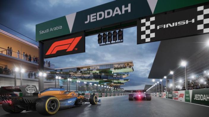 """Hoge verwachtingen rond Grand Prix Saudi-Arabië: """"Dit circuit gaat Monaco verslaan"""""""
