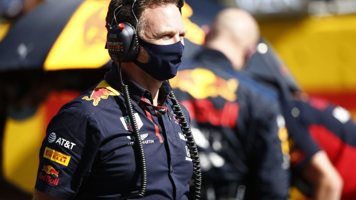 "Drivers' salary cap faces ""legal ramifications"" - Horner"