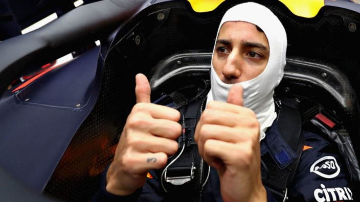 Ricciardo has no regrets after swapping Red Bull for Renault