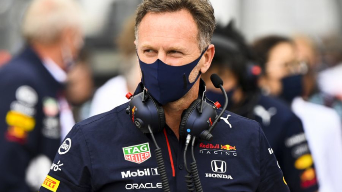 """Mercedes """"antagonistic"""" but attack against Hamilton was not personal - Horner"""