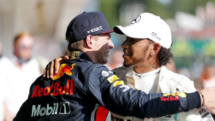 Verstappen lined up to replace Hamilton at Mercedes? Max replies