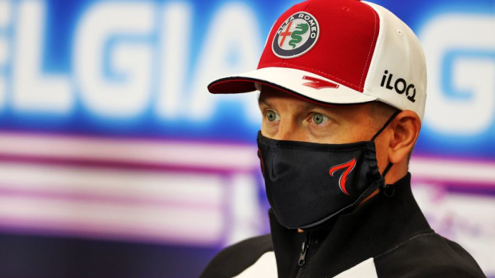 Raikkonen out of Dutch GP after positive Covid test; Kubica returns