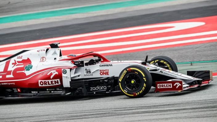 Alfa Romeo hoopt op betere tijden na nieuwe regels in 2022: 'Dat haal je niet meer in'