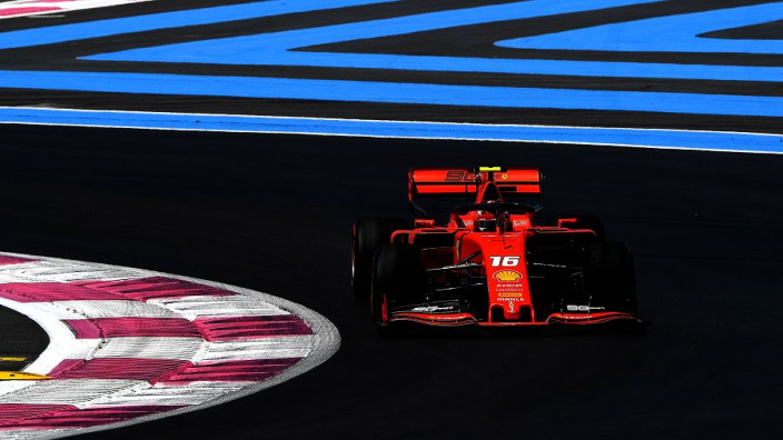 Why Leclerc asked Vettel to speed up in France qualifying