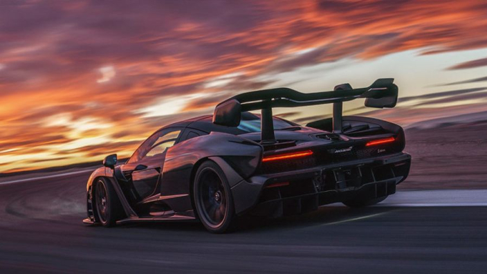 You could own a McLaren Senna for just £13...!