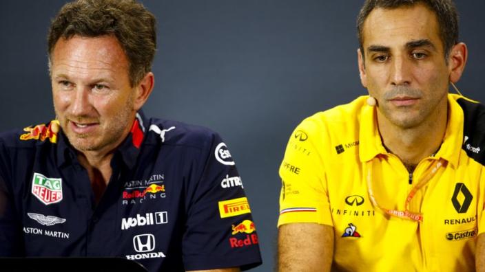 """Red Bull nam nog geen contact op met Renault: """"Denk niet dat wij hun plan A zijn"""""""