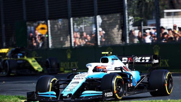 Kubica doesn't regret F1 comeback