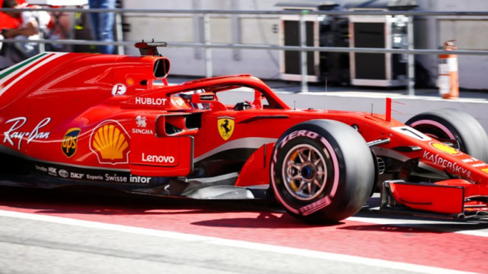 Ferrari tipped for 'completely' overhauled livery