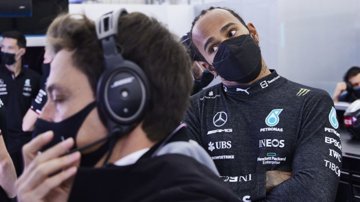 Mercedes needs to 'work on trust' after Hamilton again questions strategy - Wolff