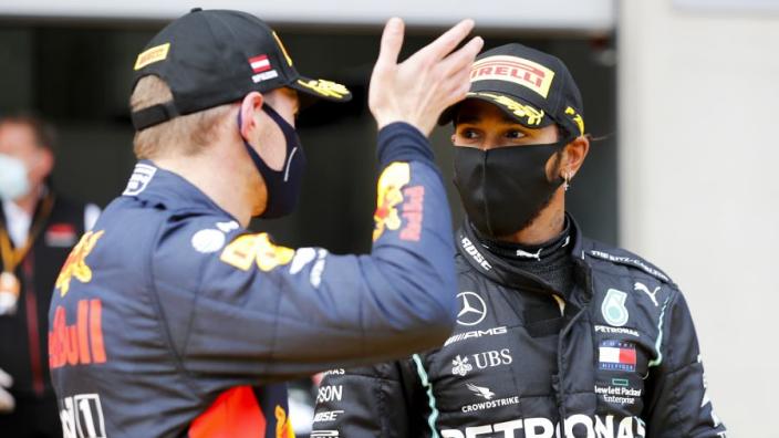 F1 Power Rankings: Hamilton ontvangt perfecte score, Verstappen vlak daarachter