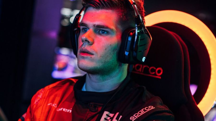 McLaren say future drivers will come from esports