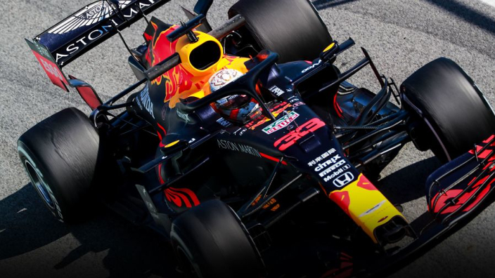 Max Verstappen en Red Bull: 'Nieuwe Honda-motor maakt indruk'