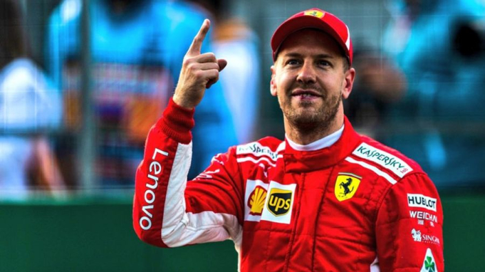 Vettel: Ferrari ready to beat Mercedes