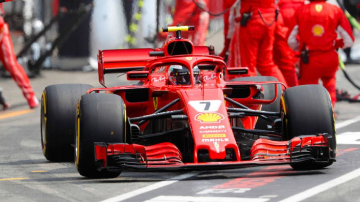Raikkonen: Staying out could have been a disaster