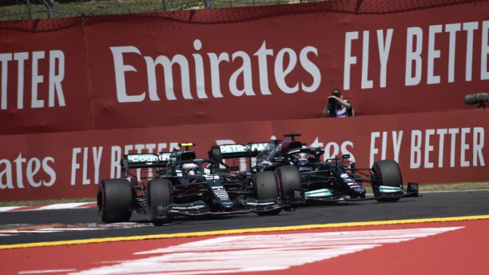 """Mercedes one-two as """"understeery"""" Verstappen off the pace in Hungary"""