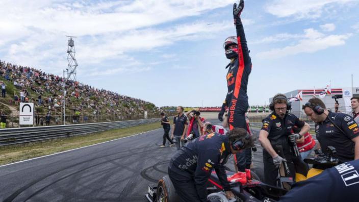 Balkenende: 'Jammer dat de overheid komst Nederlandse Grand Prix niet steunt'