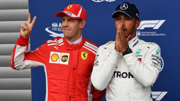 Vettel a match for Hamilton and 'right man' for Ferrari