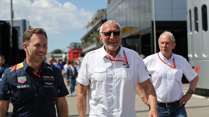 Horner dismisses Red Bull succession plan talks