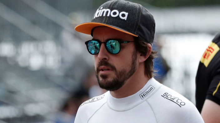 Alonso: No point in chasing 2018 success