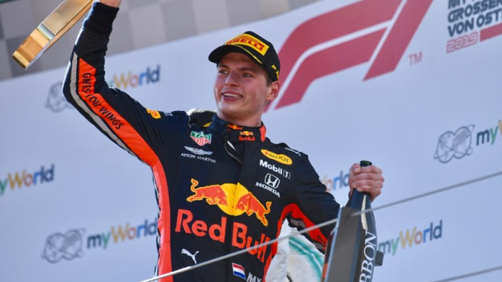 Verstappen takes Driver of the Day crown from Kubica