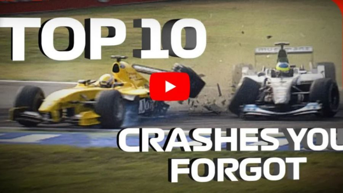 VIDEO: Top 10 crashes you've forgotten