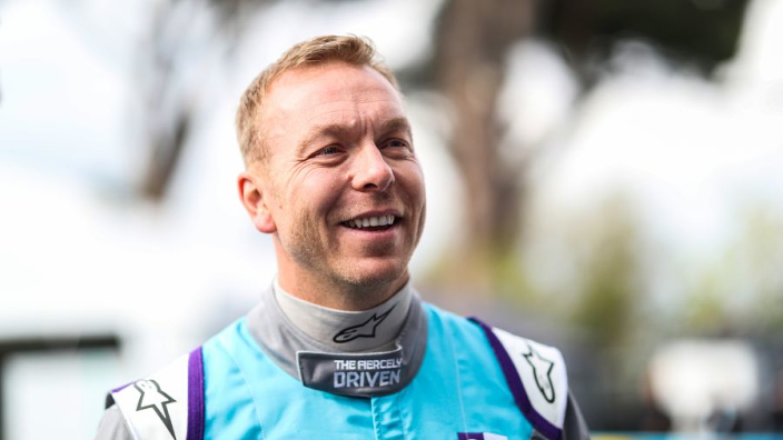Sir Chris Hoy to race in F1 Virtual GP