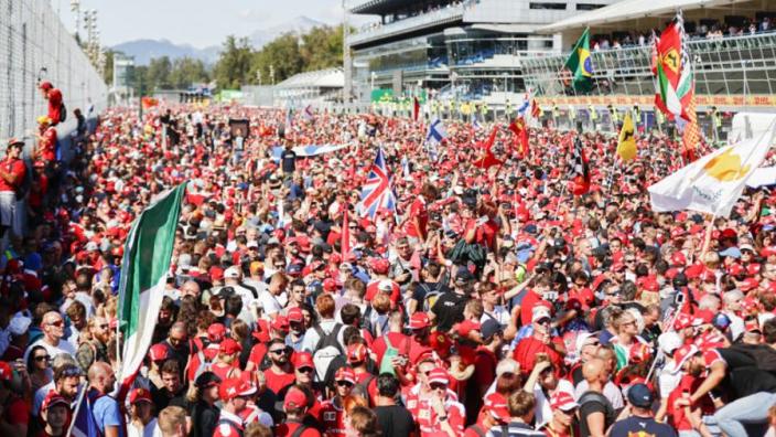 'Onderhandelingen tussen Italiaanse Grand Prix en Liberty verlopen moeizaam'