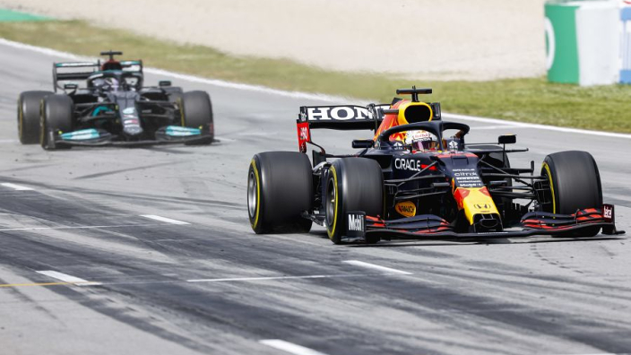 """Red Bull facing """"swings and roundabouts"""" F1 title fight with Mercedes"""