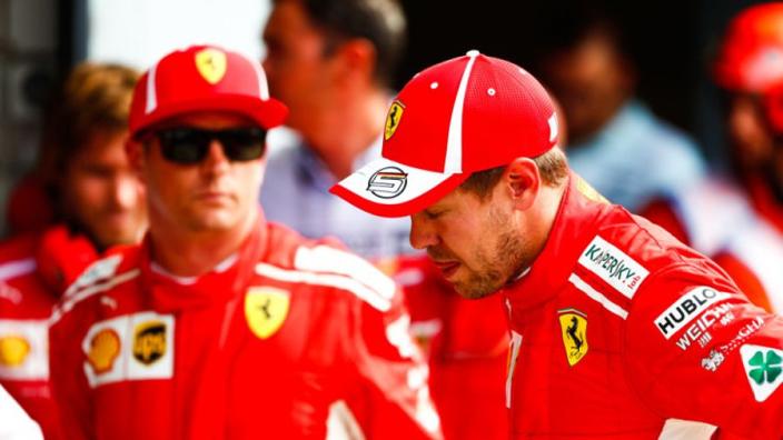 Ferrari 'weren't right' under Arrivabene