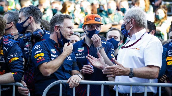 Verstappen weet dat Mercedes terug gaat slaan: 'Had graag meer marge gehad'