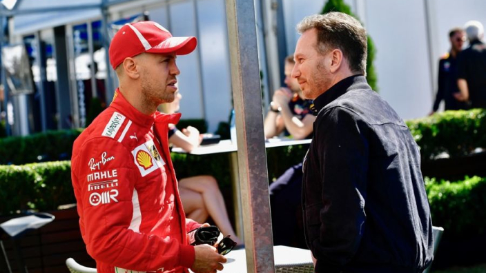 Vettel willing to drive for Red Bull again, Aston Martin an option