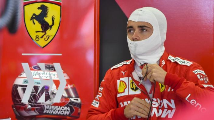 """Leclerc over tegenvallend Ferrari: """"Ik ben niet echt in vorm momenteel"""""""