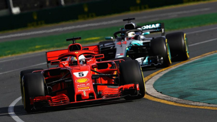 'Hamilton wouldn't make Vettel's mistakes'